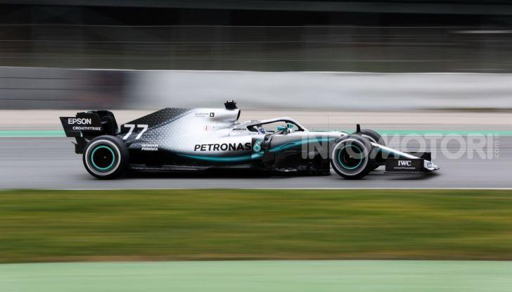 Formula 1 2019 Test Barcellona – giorno 3: si vedono i big ma svetta Kvyat - Foto 6 di 103