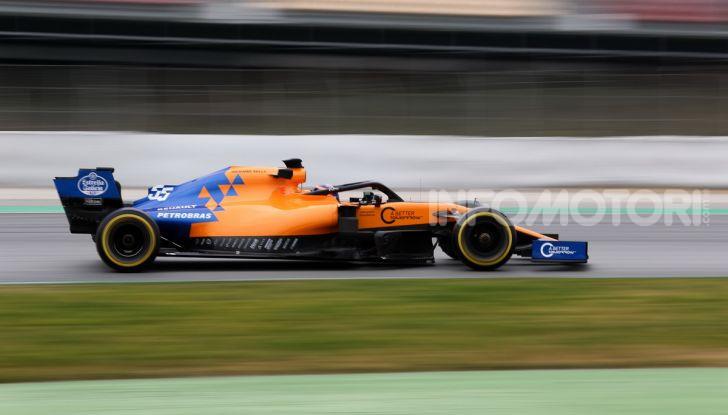 Formula 1 2019 Test Barcellona – giorno 3: si vedono i big ma svetta Kvyat - Foto 7 di 103