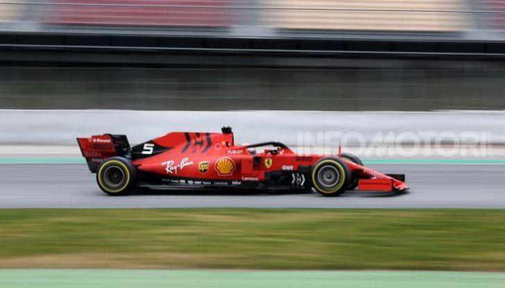 Formula 1 2019 Test Barcellona – giorno 3: si vedono i big ma svetta Kvyat - Foto 8 di 103