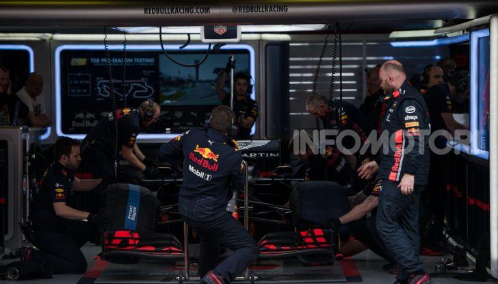 Formula 1 2019 Test Barcellona – giorno 3: si vedono i big ma svetta Kvyat - Foto 12 di 103