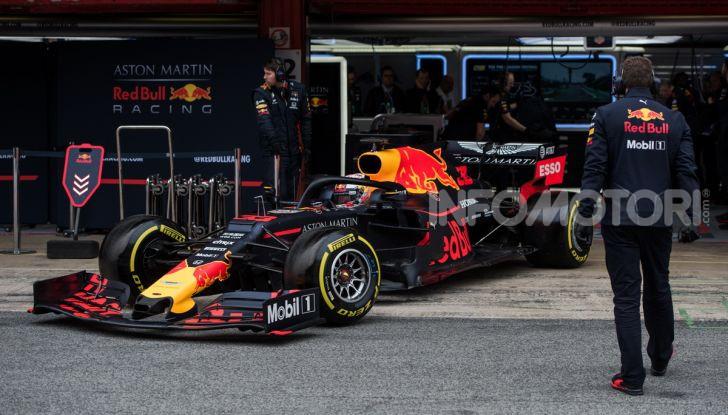 Formula 1 2019 Test Barcellona – giorno 3: si vedono i big ma svetta Kvyat - Foto 13 di 103