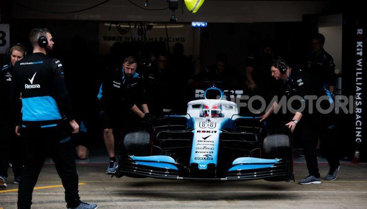 Formula 1 2019 Test Barcellona – giorno 3: si vedono i big ma svetta Kvyat - Foto 14 di 103