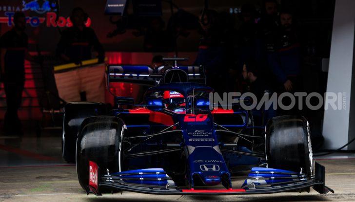 Formula 1 2019 Test Barcellona – giorno 3: si vedono i big ma svetta Kvyat - Foto 16 di 103