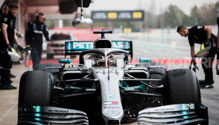 Formula 1 2019 Test Barcellona – giorno 3: si vedono i big ma svetta Kvyat - Foto 17 di 103