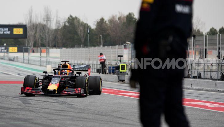 Formula 1 2019 Test Barcellona – giorno 3: si vedono i big ma svetta Kvyat - Foto 19 di 103