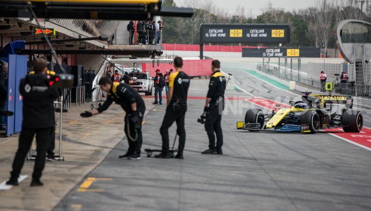 Formula 1 2019 Test Barcellona – giorno 3: si vedono i big ma svetta Kvyat - Foto 21 di 103
