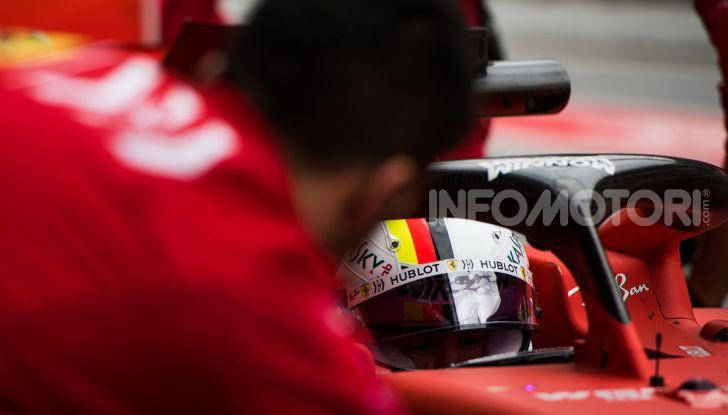 Formula 1 2019 Test Barcellona – giorno 3: si vedono i big ma svetta Kvyat - Foto 23 di 103
