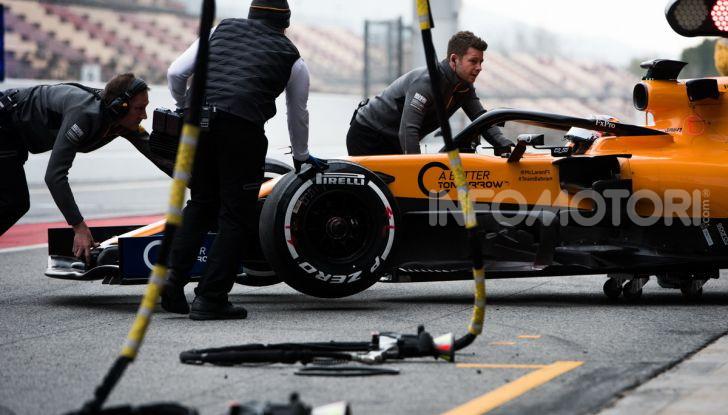 Formula 1 2019 Test Barcellona – giorno 3: si vedono i big ma svetta Kvyat - Foto 25 di 103