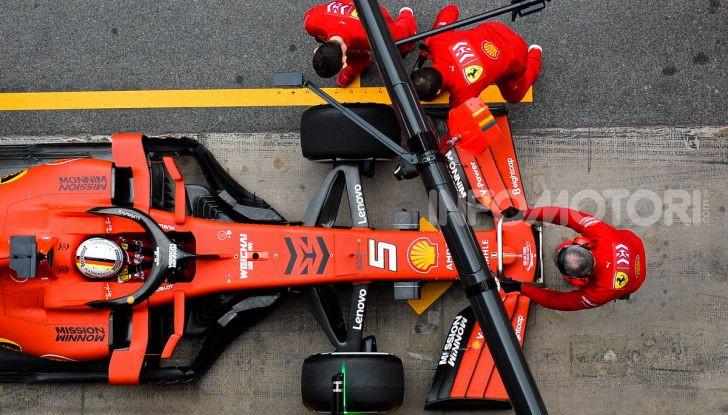 Formula 1 2019 Test Barcellona – giorno 3: si vedono i big ma svetta Kvyat - Foto 30 di 103