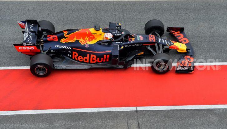 Formula 1 2019 Test Barcellona – giorno 3: si vedono i big ma svetta Kvyat - Foto 31 di 103
