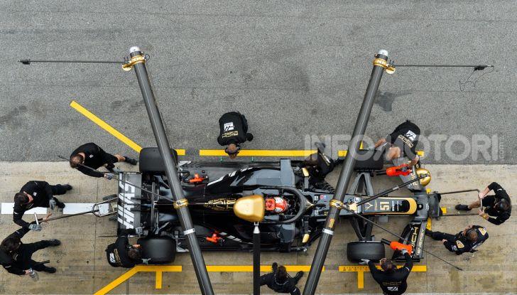 Formula 1 2019 Test Barcellona – giorno 3: si vedono i big ma svetta Kvyat - Foto 33 di 103