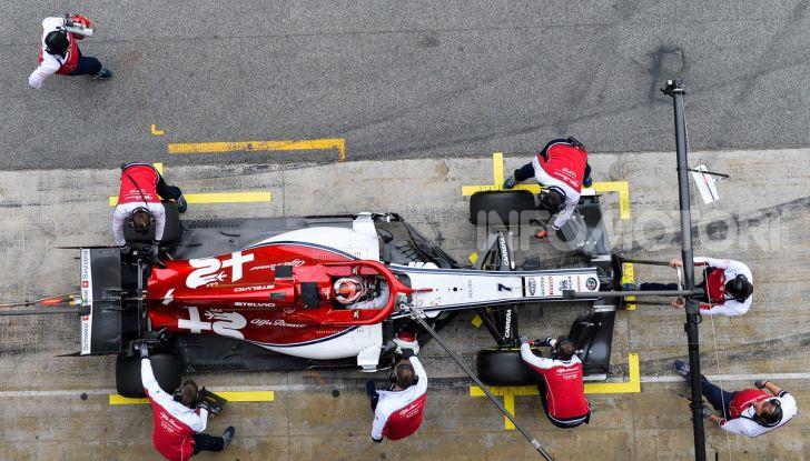 Formula 1 2019 Test Barcellona – giorno 3: si vedono i big ma svetta Kvyat - Foto 34 di 103