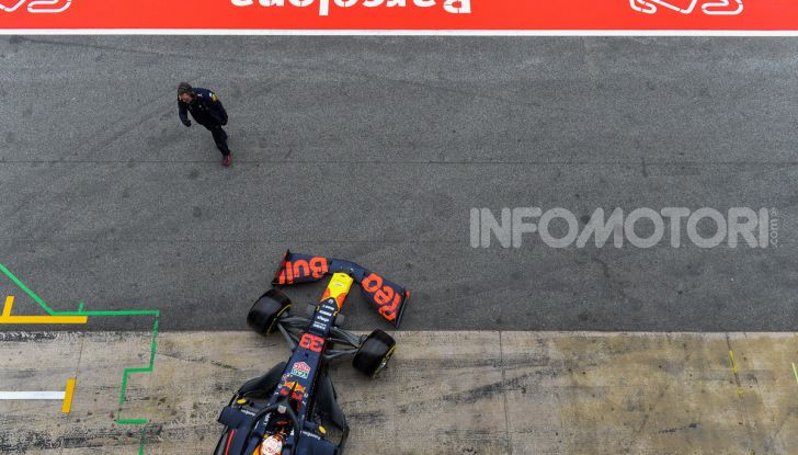 Formula 1 2019 Test Barcellona – giorno 3: si vedono i big ma svetta Kvyat - Foto 37 di 103