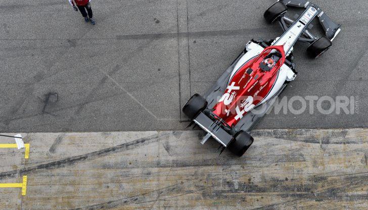 Formula 1 2019 Test Barcellona – giorno 3: si vedono i big ma svetta Kvyat - Foto 40 di 103