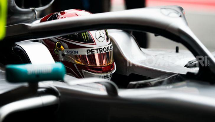 Formula 1 2019 Test Barcellona – giorno 3: si vedono i big ma svetta Kvyat - Foto 48 di 103