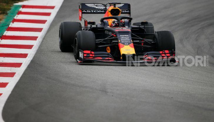 Formula 1 2019 Test Barcellona – giorno 3: si vedono i big ma svetta Kvyat - Foto 54 di 103