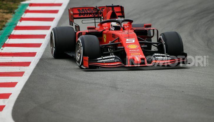 Formula 1 2019 Test Barcellona – giorno 3: si vedono i big ma svetta Kvyat - Foto 56 di 103