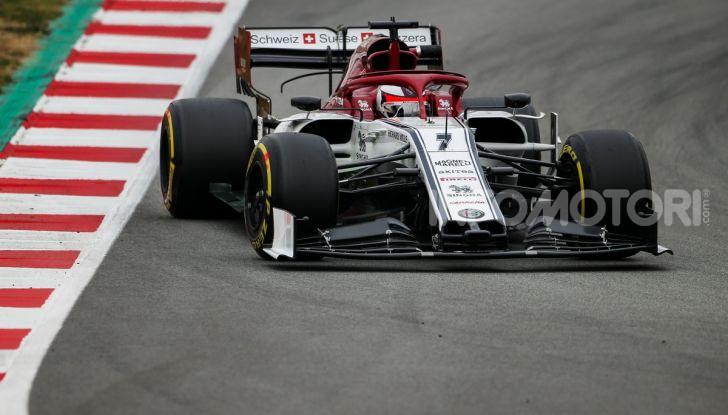 Formula 1 2019 Test Barcellona – giorno 3: si vedono i big ma svetta Kvyat - Foto 57 di 103