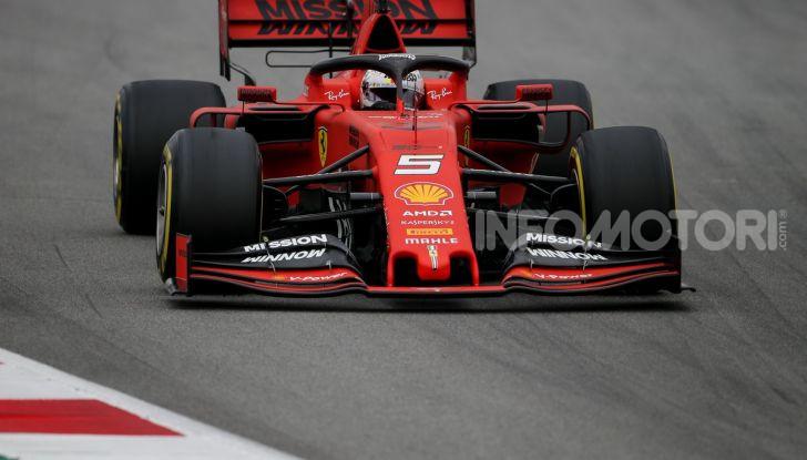 Formula 1 2019 Test Barcellona – giorno 3: si vedono i big ma svetta Kvyat - Foto 59 di 103