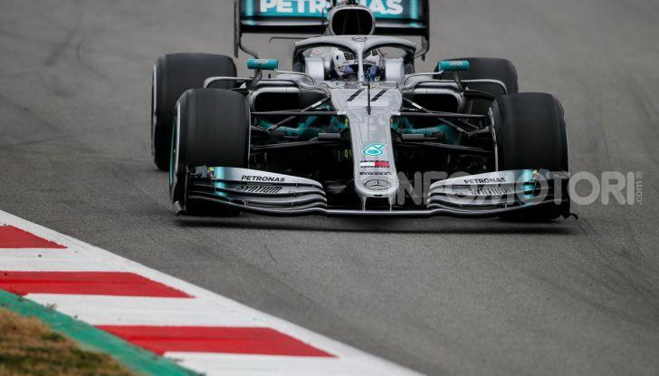Formula 1 2019 Test Barcellona – giorno 3: si vedono i big ma svetta Kvyat - Foto 60 di 103