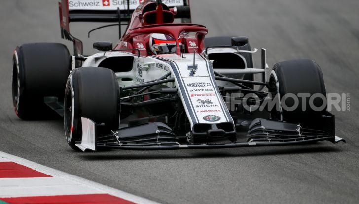 Formula 1 2019 Test Barcellona – giorno 3: si vedono i big ma svetta Kvyat - Foto 61 di 103