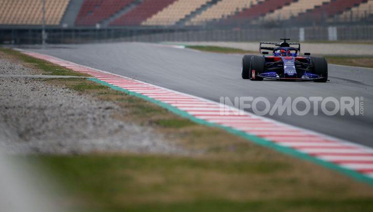 Formula 1 2019 Test Barcellona – giorno 3: si vedono i big ma svetta Kvyat - Foto 67 di 103