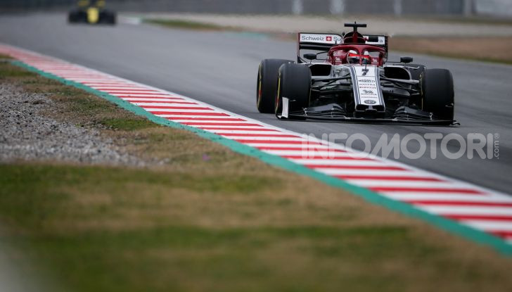 Formula 1 2019 Test Barcellona – giorno 3: si vedono i big ma svetta Kvyat - Foto 68 di 103