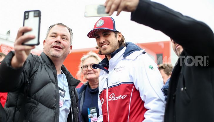 Formula 1 2019 Test Barcellona – giorno 3: si vedono i big ma svetta Kvyat - Foto 71 di 103