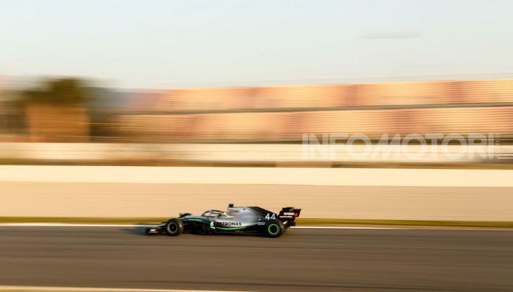 Formula 1 2019 Test Barcellona – giorno 3: si vedono i big ma svetta Kvyat - Foto 72 di 103