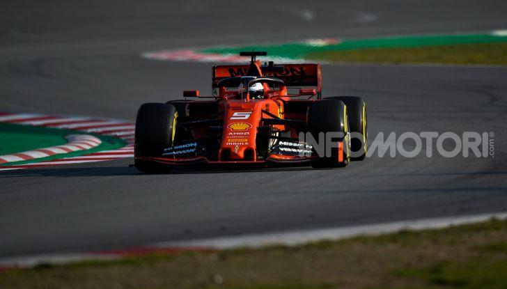 Formula 1 2019 Test Barcellona – giorno 3: si vedono i big ma svetta Kvyat - Foto 73 di 103