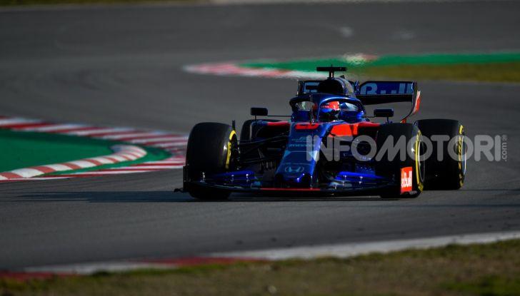 Formula 1 2019 Test Barcellona – giorno 3: si vedono i big ma svetta Kvyat - Foto 74 di 103