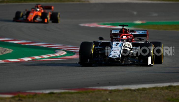 Formula 1 2019 Test Barcellona – giorno 3: si vedono i big ma svetta Kvyat - Foto 76 di 103
