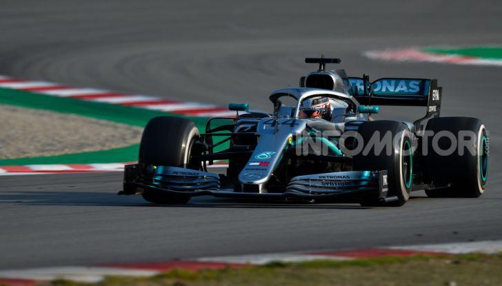 Formula 1 2019 Test Barcellona – giorno 3: si vedono i big ma svetta Kvyat - Foto 77 di 103
