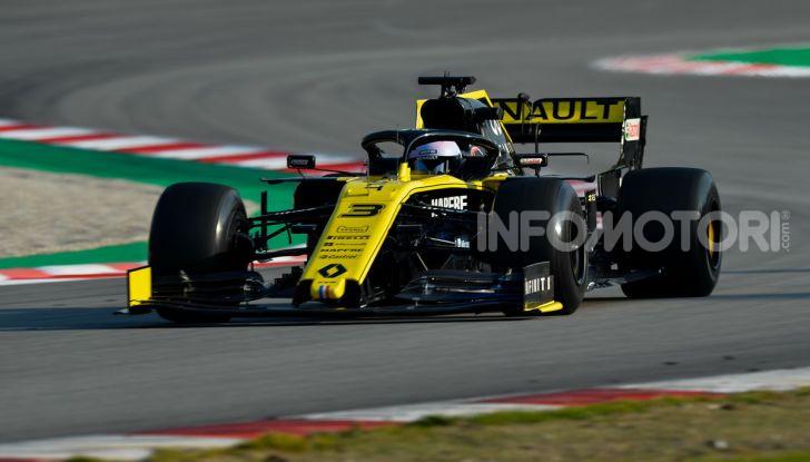 Formula 1 2019 Test Barcellona – giorno 3: si vedono i big ma svetta Kvyat - Foto 79 di 103