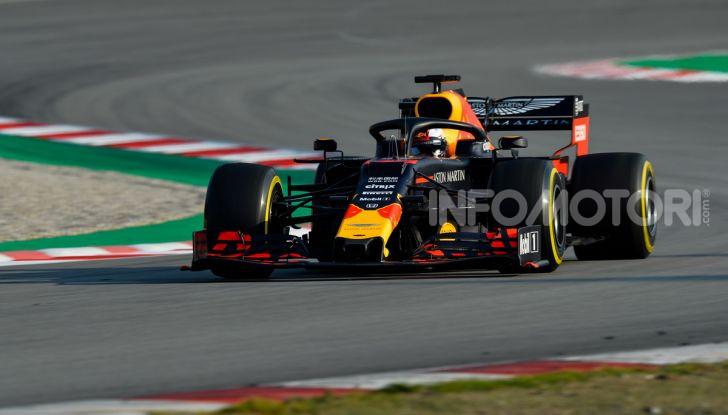 Formula 1 2019 Test Barcellona – giorno 3: si vedono i big ma svetta Kvyat - Foto 80 di 103