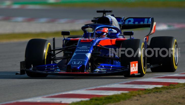 Formula 1 2019 Test Barcellona – giorno 3: si vedono i big ma svetta Kvyat - Foto 81 di 103
