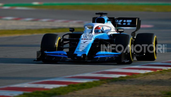 Formula 1 2019 Test Barcellona – giorno 3: si vedono i big ma svetta Kvyat - Foto 83 di 103