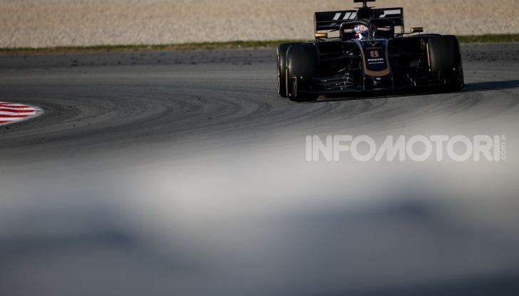 Formula 1 2019 Test Barcellona – giorno 3: si vedono i big ma svetta Kvyat - Foto 92 di 103