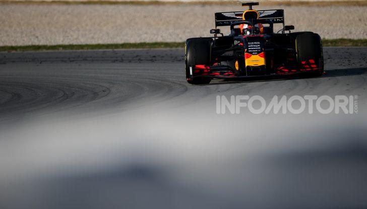 Formula 1 2019 Test Barcellona – giorno 3: si vedono i big ma svetta Kvyat - Foto 93 di 103