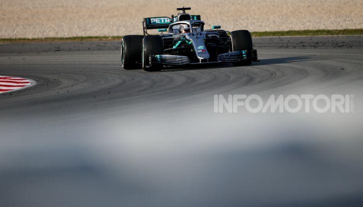 Formula 1 2019 Test Barcellona – giorno 3: si vedono i big ma svetta Kvyat - Foto 95 di 103