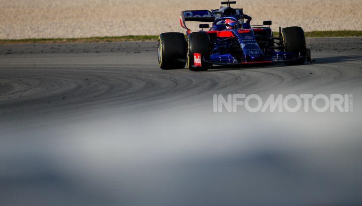 Formula 1 2019 Test Barcellona – giorno 3: si vedono i big ma svetta Kvyat - Foto 96 di 103