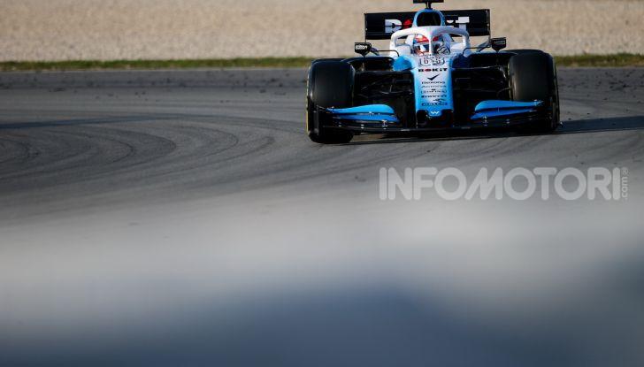 Formula 1 2019 Test Barcellona – giorno 3: si vedono i big ma svetta Kvyat - Foto 97 di 103