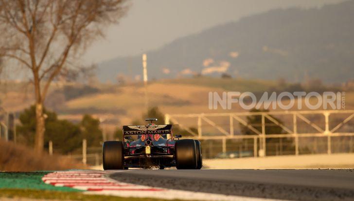 Formula 1 2019 Test Barcellona – giorno 3: si vedono i big ma svetta Kvyat - Foto 99 di 103