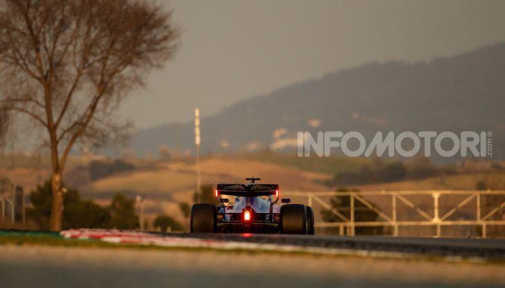 Formula 1 2019 Test Barcellona – giorno 3: si vedono i big ma svetta Kvyat - Foto 100 di 103