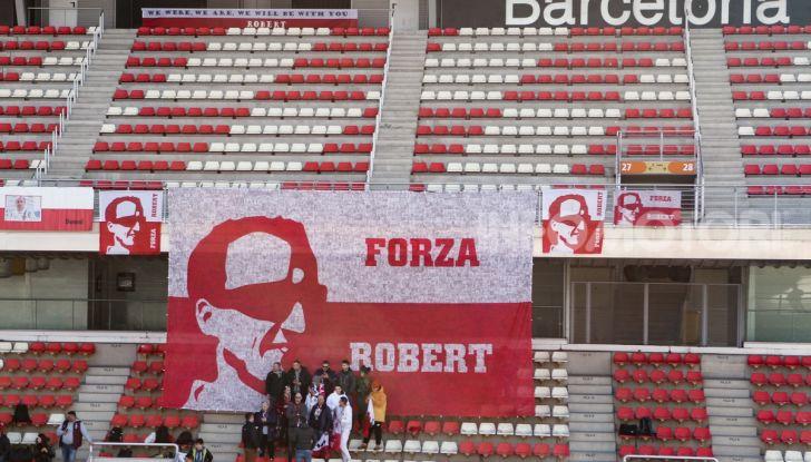 Formula 1 Test Barcellona – giorno 4: davanti la Renault di Hulkenberg - Foto 4 di 81