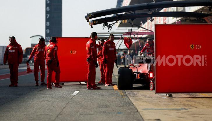 Formula 1 Test Barcellona – giorno 4: davanti la Renault di Hulkenberg - Foto 5 di 81