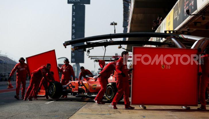 Formula 1 Test Barcellona – giorno 4: davanti la Renault di Hulkenberg - Foto 6 di 81