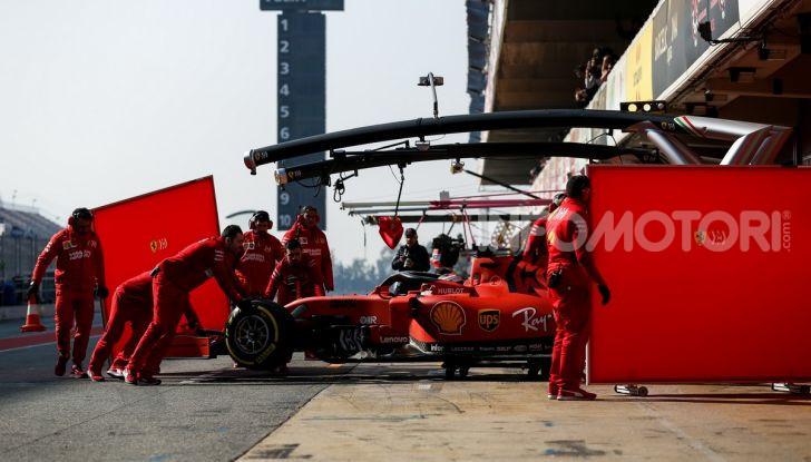 Formula 1 Test Barcellona – giorno 4: davanti la Renault di Hulkenberg - Foto 7 di 81