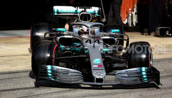 Formula 1 Test Barcellona – giorno 4: davanti la Renault di Hulkenberg - Foto 8 di 81