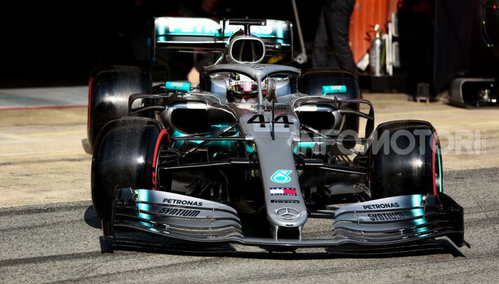 Formula1 orari TV GP Baku Sky Sport F1 e TV8 - Foto 8 di 81